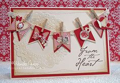 Valentine Banner!  by Wanda Guess, via Flickr