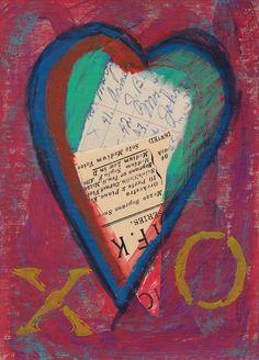 Heart for a mezzo