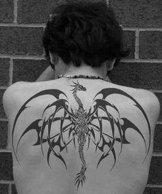Dragon Tattoo # 34