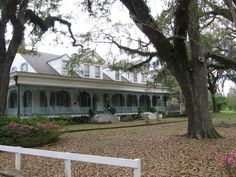myrtle plantation - said to be one of the most haunted places in the u.s. (located outside of new orleans)
