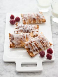 Berry Hand Pie | FoodieCrush.com