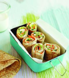 Pinwheel Sandwiches on Pinterest | Pinwheel Sandwich Recipes, Party F ...