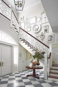 stair case.