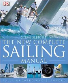 Offers step-by-step instructions in all aspects of sailing, covering such topics as weather and tides, knots, racing rules, safety precautions, and boat-buying tips.