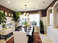 Formal Dining Room : Creative Design Consultants : Dining Rooms : Pro Galleries : HGTV Remodels