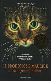 Il prodigioso Maurice e i suoi geniali roditori di Terry Pratchett