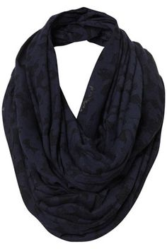 Baroque Burn Out Snood - StyleSays