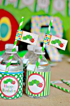 The Very Hungry Caterpillar 1st Birthday