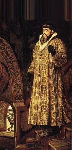 Русский национальный костюм. Живая традиция-tsar Ivan Awesome