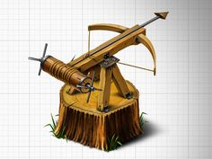 Sketch_crossbow #illustration #design #inspiration