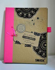 Lots of Smash book Ideas