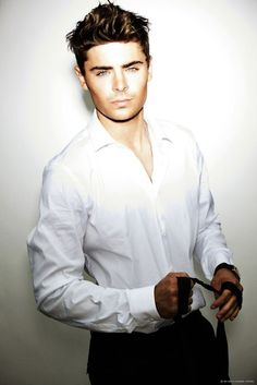 Z is for Zac Efron | Did it just get hot in here or is it just me?