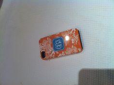 My Boatman Geller phone case!