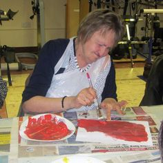 Adaptive Art Blog - Amazing resource for Adults with Disabilities