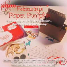 Join before March 31st and you'll also receive a FREE set of markers!  #stampinsuitsme #paperpumpkin #crafts #stampinup #diy #papercrafts