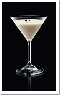 White Christmas 1 oz. Three-O Triple Shot Espresso Vodka 1 oz. white ...