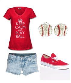 Baseball! I need this shirt!