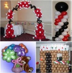 baloon decor for all occasions