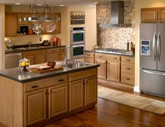 Creating Separate Kitchen Areas
