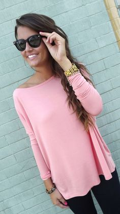 I think I'm gonna wear my Peach piko with a gray scarf and maybe my grey steve madden boots hmmmm!!!