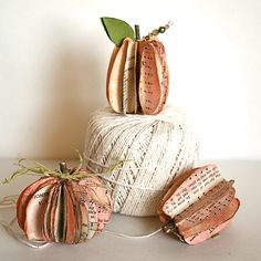 How cute would this be for a teacher gift but make them apples instead