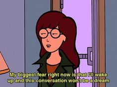 When people are talking   28 Daria Quotes For Any Situation