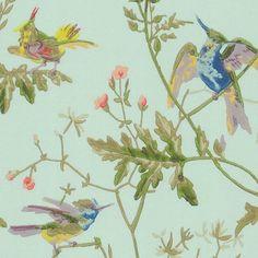 Papiers peints on pinterest wallpapers pip studio and murals - Papier peint oiseaux ...