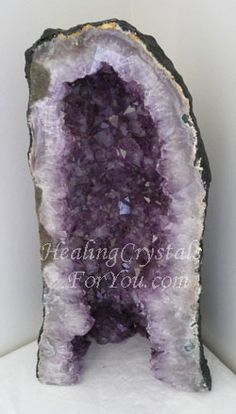 Amethyst Crystal Geode or Cave