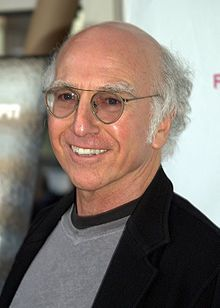 Larry David, American entertainer, co-creator of Seinfeld. (University of Maryland)