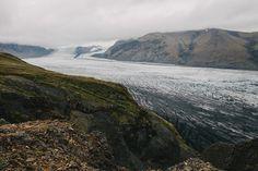 Skaftafellsjökull, Skaftafell, Iceland
