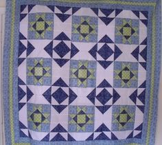 Square and Half quilt pattern and tutorial from Ludlow Quilt and Sew