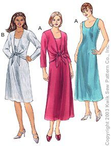 Pattern: Kwik Sew 3214  Size: XS-S-M-L-XL  Availability: OOP  Condition: Uncut, Factory Folded  Swapper: Konnie Kapow  Will swap for: patterns, fabric,trims/ notions, buttons, books and more...