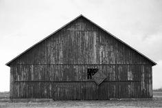Old barn near Jonesboro, Arkansas