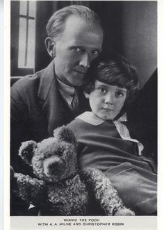 Winnie the Pooh & A.A. Milne & Christopher Robin