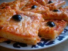 פיצה מבצק ללא שמרים - CooknBake - תפוז בלוגים