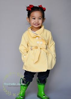 Download Annabelle Jacket: 3 mos. - 8 years Sewing Pattern | Featured Downloadable Sewing Patterns | YouCanMakeThis.com