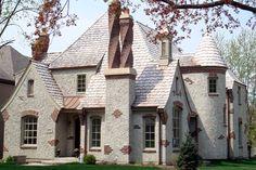 Style New Houses Houseodonnel Custom Custom Homes Storybook Homes