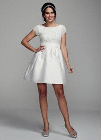 Casual Wedding Dresses at Affordable Prices   DB Studio by Davids Bridal