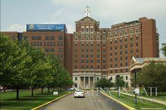Christ Hospital, Auburn Avenue, Cincinnati, Ohio