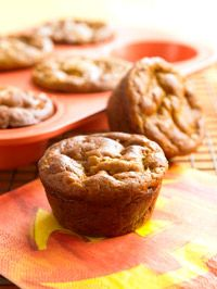 Pumpkin Muffins- PERFECT for this Fall season!