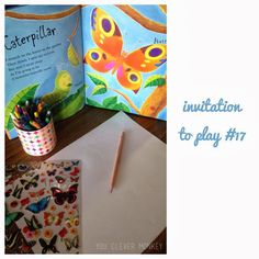 Invitation to create - 15 days of ideas #youclevermonkey