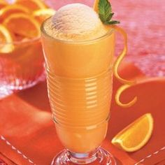 Dreamsicle Protein Shake