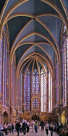 La Sainte Chapelle: my favorite church