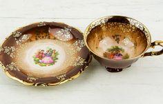 bavarian charm, teacup