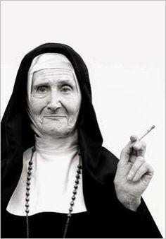 smoking nun
