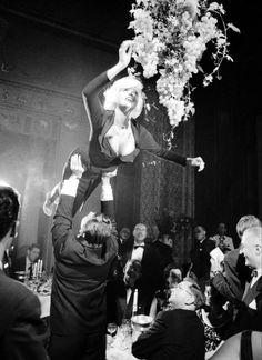 Jane Mansfield berlin 1961
