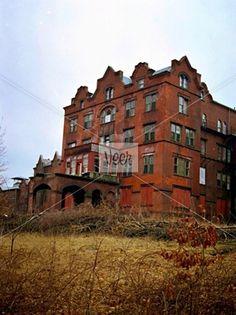 Old asylum, Mass.