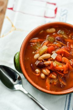 Minestrone Soup | Ag