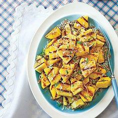 Grilled Pineapple with Lime and Coconut recipe