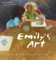 Emily's Art {Peter Catalanotto}